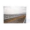 Mark Ross ''Slow Curves'' Canvas Art