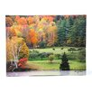 Art Wall Killington Vermont Canvas Art by George Zucconi
