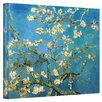 Art Wall ''Almond Blossom'' by Vincent Van Gogh Canvas Painting Print