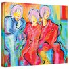 Art Wall 'The Consensus' by Susi Franco Painting Print on Canvas