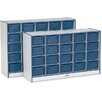 <strong>Mobile 20 Compartment Cubby</strong> by Jonti-Craft