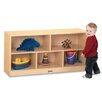 <strong>Jonti-Craft</strong> Toddler Single Mobile Storage Unit