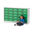 <strong>Tub Single 25 Compartment Cubby</strong> by Jonti-Craft