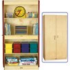 <strong>Deluxe Classroom Closet</strong> by Jonti-Craft