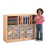 SPROUTZ® Sectional Mobile Cubbie Storage