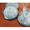<strong>Dragonfly Coaster (Set of 4)</strong> by RQ Home