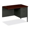 10500 Series Single Pedestal Desk Return
