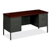 HON Metro Classic Series Kneespace Executive Desk