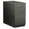 HON Mobile 3-Drawer Flagship Box/Box/File Pedestal