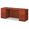 <strong>Park Avenue Laminate Credenza, Double Pedestal, 72w x 24d x 29h, He...</strong> by HON