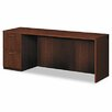 Park Avenue Laminate Executive Desk with Left Pedestal