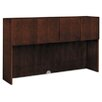 "<strong>Arrive Stack-on 42"" H x 71.88"" W x 15.88"" D Desk Hutch</strong> by HON"