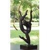 Global Views Ribbon Dancer Sculpture