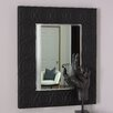 Global Views Arabesque Trapunto Wall Mirror