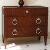 Global Views French Key 1 Drawer Chest