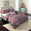 Vue by Ellery Vue 5 Piece Ondrian Comforter Set