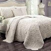Vue by Ellery Vue Signature Plush Décor Charlotte Faux Fur Coverlet