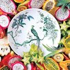 """<strong>Jasper Conran</strong> Chinoiserie White 9"""" Plate"""
