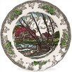 <strong>Friendly Village Tea Saucer (Set of 4)</strong> by Johnson Brothers