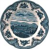 Old Britain Castles Blue Dinner Plate