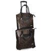 Cabrelli Inc Fashion Executive Laptop Briefcase and Tablet Tote Set (Set of 2)