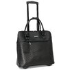 Cabrelli Inc Willow Weave Laptop Briefcase