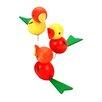 Alexander Taron Christian Ulbricht Birds on Pin Ornament