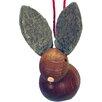 Alexander Taron Christian Ulbricht Bunny Ornament