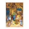 <strong>Korsch Nativity Scene Advent Calendar</strong> by Alexander Taron