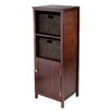 Winsome Brooke Jelly Cupboard with 2 Baskets