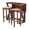 Winsome Harrington 3 Piece Dining Set