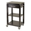 <strong>Linea Kitchen Cart</strong> by Winsome