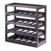 <strong>Winsome</strong> Kingston 20-Bottle Wine Rack