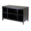 "<strong>Hailey 40"" TV Stand</strong> by Winsome"