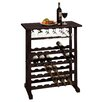 <strong>Vinny 24 Bottle Wine Rack</strong> by Winsome