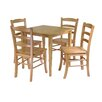 Groveland 5 Piece Dining Set