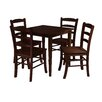 <strong>Winsome</strong> Groveland 5 Piece Dining Set