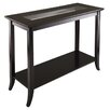 Winsome Genoa Rectangular Console Table