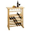 <strong>Basics 24 Bottle Wine Rack</strong> by Winsome