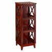 "Bombay Heritage Chelsea 48"" Shelf Bookcase"