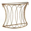 Bombay Heritage Audrey Console Table with Mirrored Top