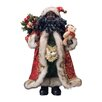 <strong>Santa with Coat and Teddy Bear</strong> by Bombay Heritage
