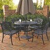 Home Styles 5 Piece Outdoor Dining Set