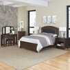 Home Styles Crescent Hill Panel 5 Piece Bedroom Collection