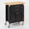 <strong>Home Styles</strong> 11Dolly Madison Prep and Serve Kitchen Cart