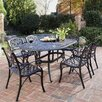 Home Styles Biscayne 7 Piece Outdoor Dining Set