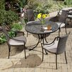 <strong>Home Styles</strong> Stone Harbor 5 Piece Dining Set with Cushions