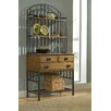 <strong>Home Styles</strong> Oak Hill Storage Baker's Rack