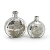 <strong>Hip Vintage</strong> 2 Piece Canteen Vases Set