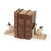 <strong>Hip Vintage</strong> Jack Russel Book Ends (Set of 2)